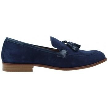 Scarpe Donna Derby & Richelieu Luis Gonzalo Zapatos Mocasines para Mujer de  5133M Blu