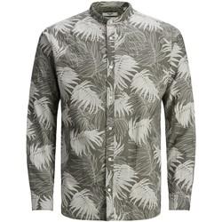 Abbigliamento Uomo Camicie maniche lunghe Premium 12184835 Multicolore