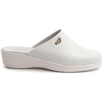 Scarpe Donna Ciabatte D´kel 70461 WHITE