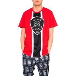 Abbigliamento Uomo T-shirt maniche corte But Not U9124-278 Rosso