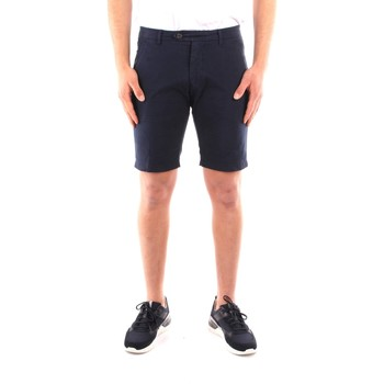 Abbigliamento Uomo Shorts / Bermuda Roy Rogers P21RRU087C9250112 BLU NAVY