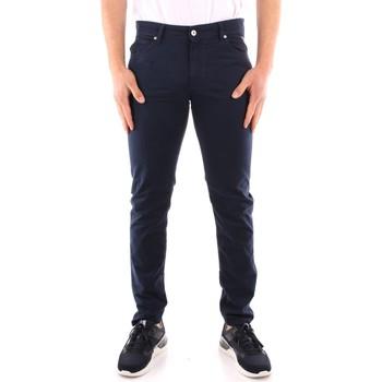 Abbigliamento Uomo Pantaloni da completo Roy Rogers P21RRU089P3180112 BLU NAVY