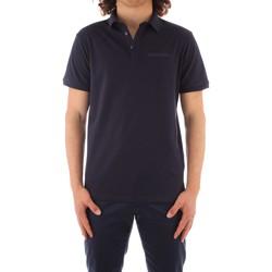 Abbigliamento Uomo Polo maniche corte Trussardi 52T00488 1T003603 BLU NAVY