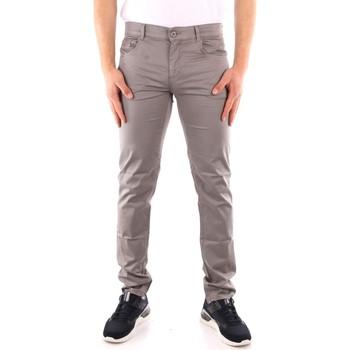 Abbigliamento Uomo Pantaloni 5 tasche Trussardi 52J00007 1Y000168 GRIGIO