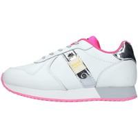 Scarpe Bambina Sneakers basse Blauer S1LILLI02/LEA BIANCO