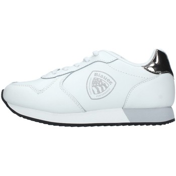 Scarpe Bambina Sneakers basse Blauer S1LILLI01/LEA BIANCO