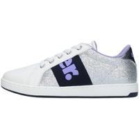 Scarpe Bambina Sneakers basse Blauer S1DORY04/GLI ARGENTO