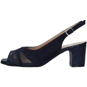 Scarpe Donna Sandali Melluso S631 BLU