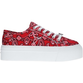 Scarpe Donna Sneakers basse Windsor Smith RUBY ROSSO