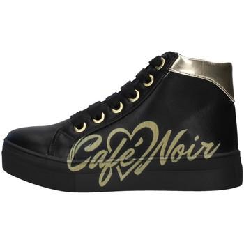 Scarpe Unisex bambino Sneakers basse Café Noir C-841 NERO