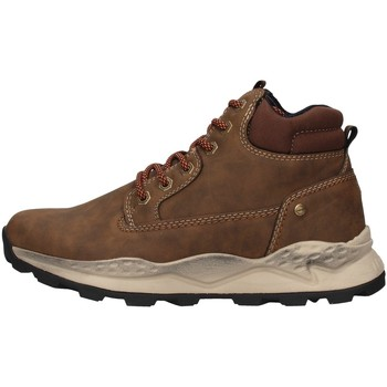 Scarpe Uomo Sneakers alte Wrangler WM02153A MARRONE