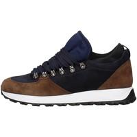Scarpe Uomo Sneakers basse Triver Flight 344-02D1 BLU