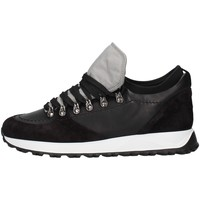 Scarpe Uomo Sneakers basse Triver Flight 344-02D3 NERO