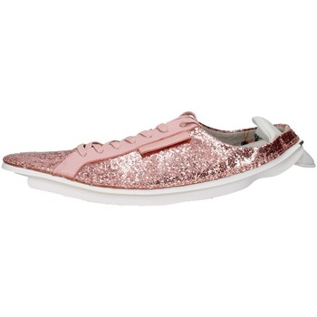 Scarpe Donna Sneakers basse Acbc SKSNEA266 ROSA