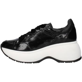 Scarpe Donna Sneakers basse Janet Sport 44750 NERO
