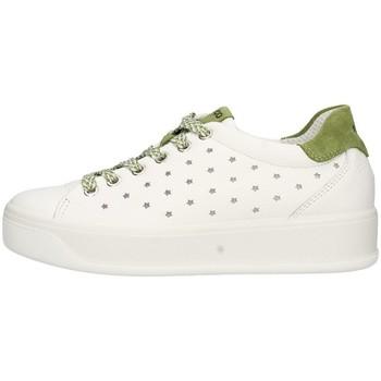 Scarpe Donna Sneakers basse Paola Ghia 8684 Decollete' Donna Cuoio Cuoio