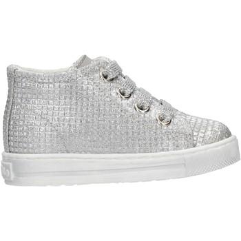 Scarpe Bambino Sneakers alte Falcotto - Polacchino argento MAGIC-0Q04 ARGENTO