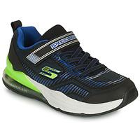 Scarpe Unisex bambino Sneakers basse Skechers SKECH-AIR BLAST-TALLIXEEL A Blu