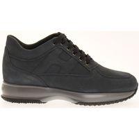 Scarpe Uomo Sneakers basse Hogan INTERACTIVE H FLOCK  HXM00N000106RN U810 BLU
