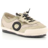 Scarpe Bambina Sneakers basse Aro JOANETA PETIT 93350 Platino Argenté