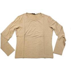 Abbigliamento Donna T-shirts a maniche lunghe Marella ATRMPN-25462 Beige