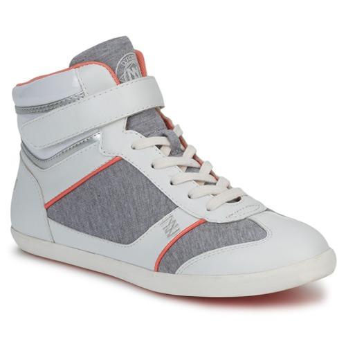 Velcro Donna Grigio Montante Consegna 3500 Sneakers Gratuita Scarpe Dorotennis Alte dsChQrt