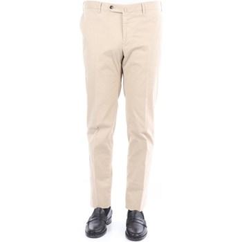Abbigliamento Uomo Chino Pto5 CODT01Z00CL1-TT26 Classici Uomo Beige chiaro Beige chiaro