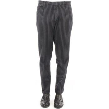 Abbigliamento Uomo Chino Briglia BG02-320528 Eleganti Uomo Blu notte Blu notte