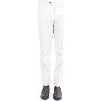 Abbigliamento Uomo Pantaloni 5 tasche Pto5 CODT01Z00CL1-TT26 Classici Uomo Bianco ghiaccio Bianco ghiaccio