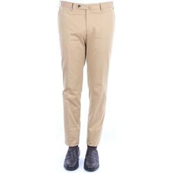 Abbigliamento Uomo Chino Pto5 CODS01Z00CL2-LR46 Classici Uomo Giallo ocra Giallo ocra