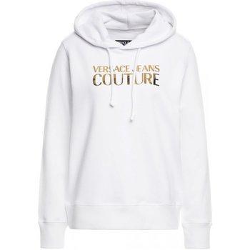 Abbigliamento Donna Felpe Versace Sudore / Felpa zip B6HVA70E - Donna bianco