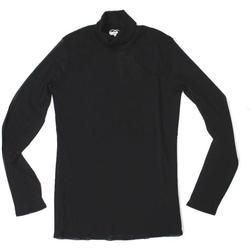 Abbigliamento Donna T-shirts a maniche lunghe Marella ATRMPN-25487 Nero