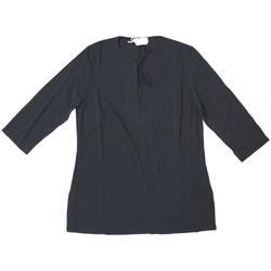 Abbigliamento Donna T-shirts a maniche lunghe Marella ATRMPN-25488 Blu