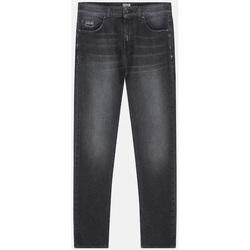 Abbigliamento Uomo Jeans slim Versace A2GWA0S0AJC81-905 Nero