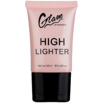 Bellezza Donna Illuminanti Glam Of Sweden Highlighter pink