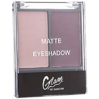 Bellezza Donna Ombretti & primer Glam Of Sweden Matte Eyesahadow 04-bloom 4 Gr