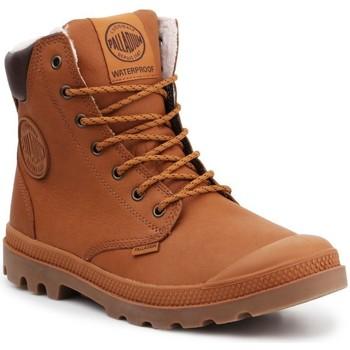 Scarpe Sneakers alte Palladium Manufacture Sport WPS 72992-251-M brown