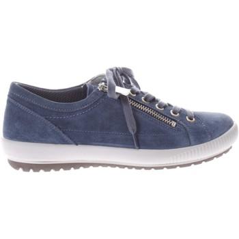 Scarpe Donna Sneakers basse Legero 00818 86-UNICA - Allacciato in  Blu