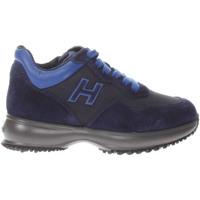 Scarpe Bambino Sneakers basse Hogan HXC00N0V310JYC T02V-UNICA - Ho  Blu