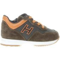 Scarpe Bambino Sneakers basse Hogan HXT0920V310JYC T02Z-UNICA - Ho  Verde