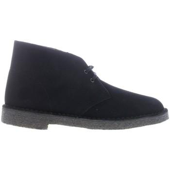 Scarpe Uomo Stivaletti Clarks 138227-UNICA - Desert Boots  Nero
