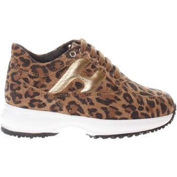 Scarpe Bambina Sneakers basse Hogan HXC00N0O240O8O 0PSB-UNICA - Ho  Multicolore