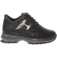 Scarpe Bambina Sneakers basse Hogan HXC00N0O243FTI 904A-UNICA - Ho  Nero