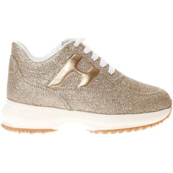 Scarpe Bambina Sneakers basse Hogan HXC00N0O243FTI 0J23-UNICA - Ho  Oro