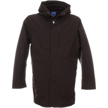 Abbigliamento Uomo Giacche Best Company BCM114W20 050-UNICA - LONG JAC  Nero