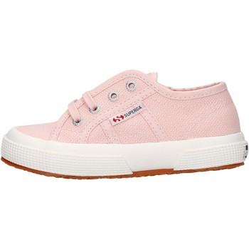 Scarpe Bambino Sneakers Superga - 2750 j cot classic rosa S0003C0 2750 U7C ROSA