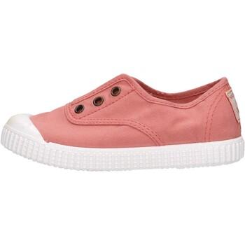 Scarpe Bambino Sneakers Victoria - Slip on  rosa 106627 ROSA