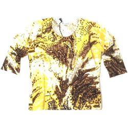 Abbigliamento Donna T-shirts a maniche lunghe Ferrante ATRMPN-25496 Marrone
