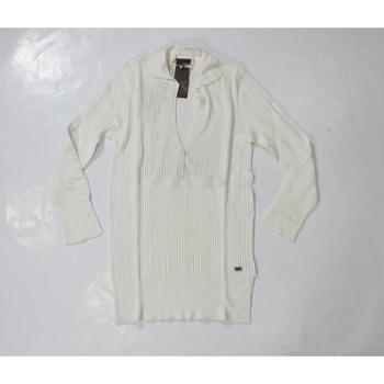 Abbigliamento Donna Maglioni Gas ATRMPN-25507 Bianco
