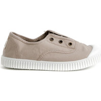 Scarpe Unisex bambino Sneakers basse Victoria 106627 Beige